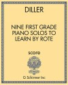 Nine First Grade Piano Solos to Learn by Rote