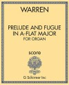 Prelude and Fugue in A-Flat major for organ