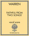 Faithful from 'Two Songs'