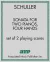 Sonata for Two Pianos, Four Hands