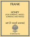 Honey (for soprano, mezzo-soprano and piano)