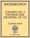 Concerto No. 2 for Piano and Orchestra, Op. 102