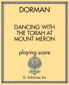 Dancing with the Torah at Mount Meron
