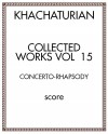 Collected Works Vol. 15: Piano and Orchestra