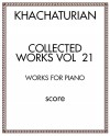 Collected Works Vol. 21: Piano