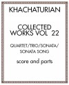 Collected Works Vol. 22: Chamber Music