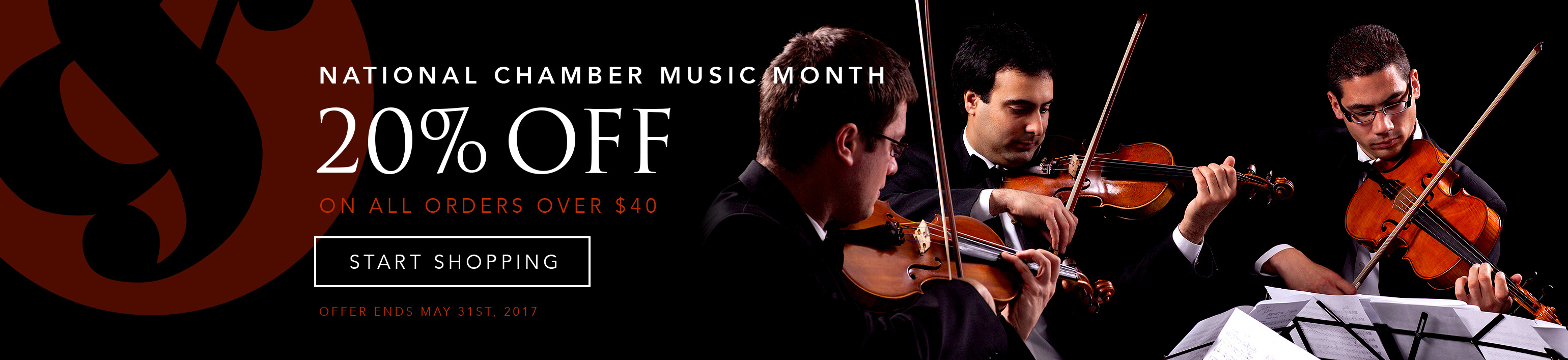 National Chamber Music Month