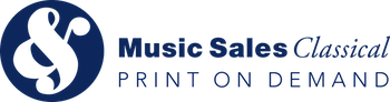 Music Sales Classical - Print on Demand